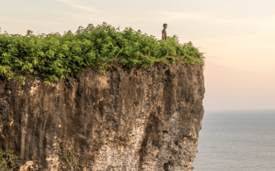 The Cliff Edge of Career Decisions